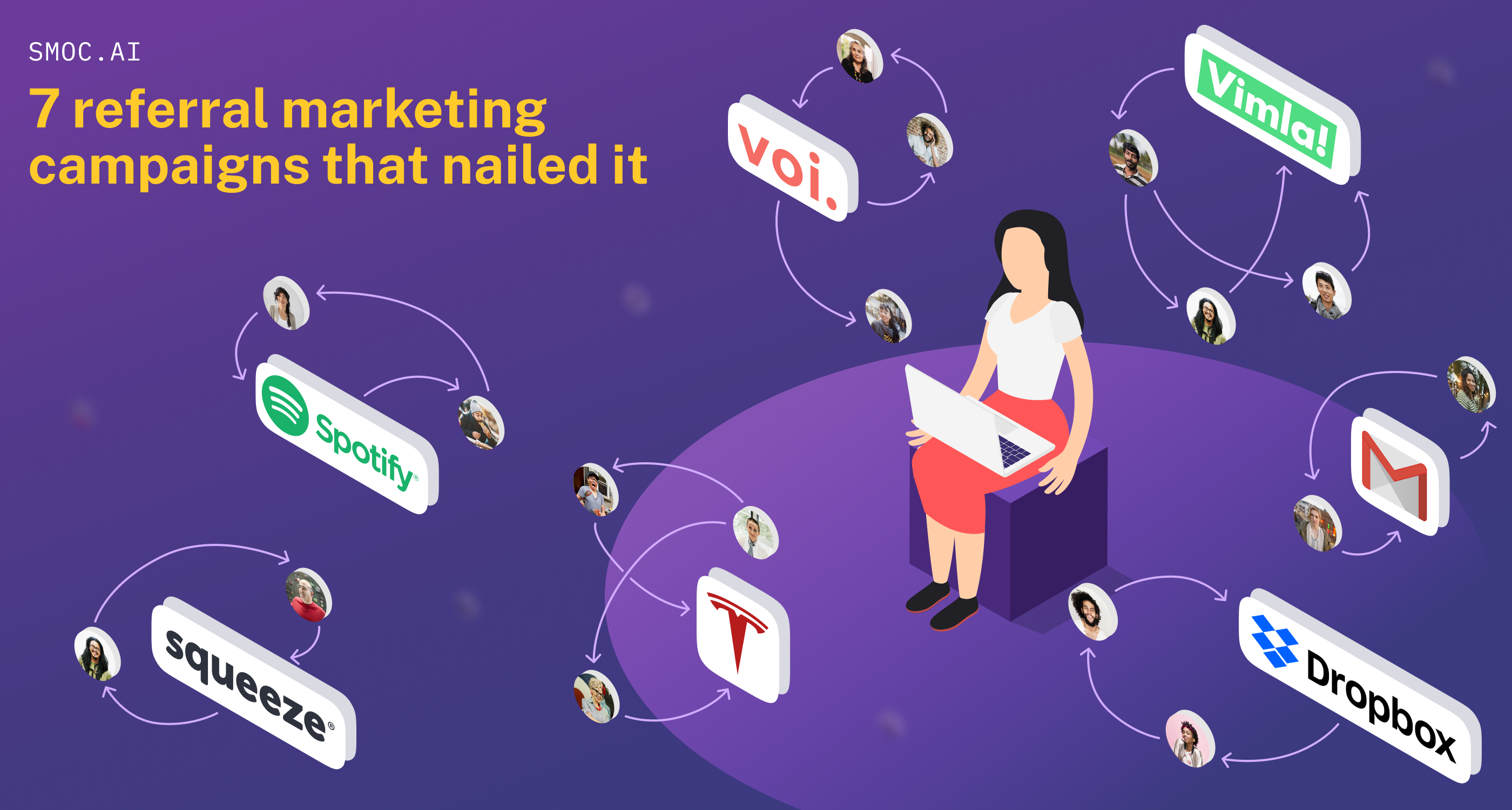 7 referral marketing campaigns that nailed it
