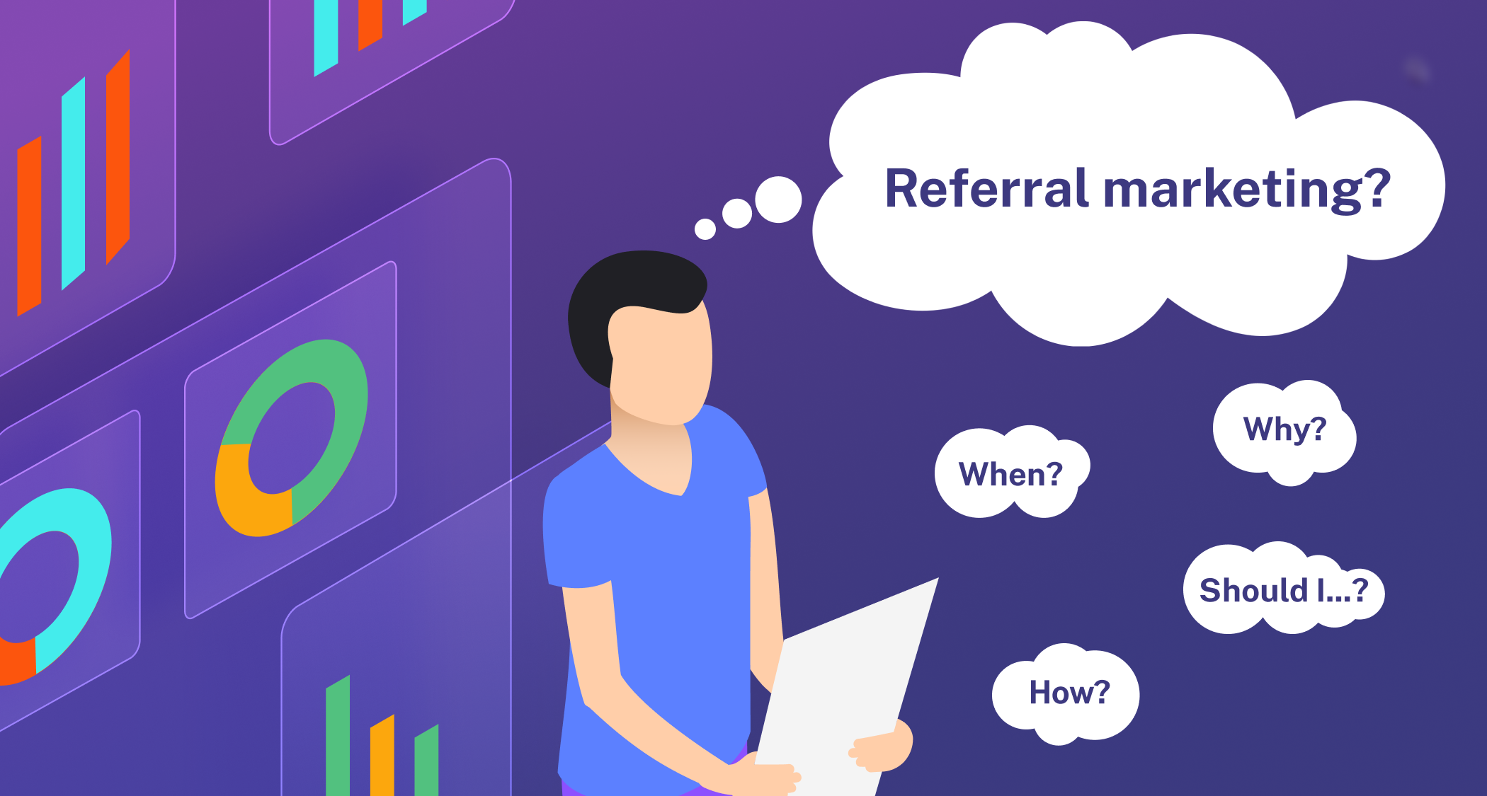 Planning your first referral marketing campaign